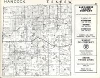Hancock T5N-R5W, Hancock County 1963